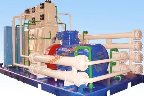 CNG Compressor for CNG station