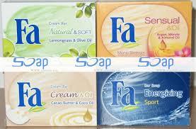 Fa Soap 100g