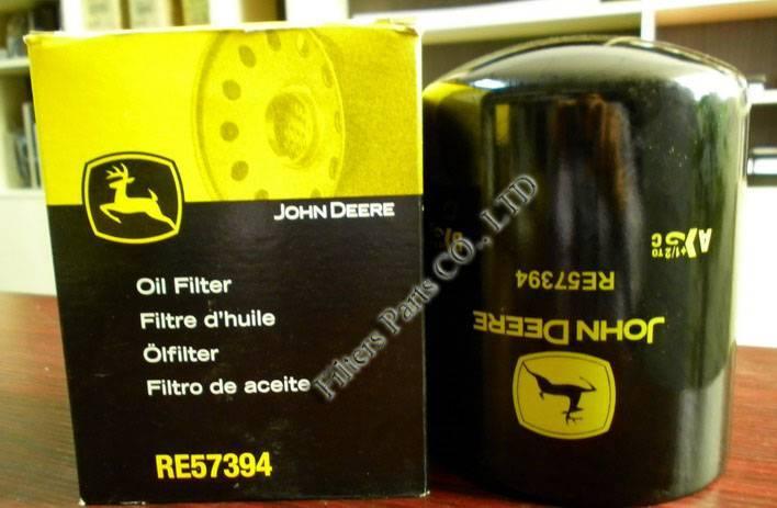 RE57394 john deere oil filter