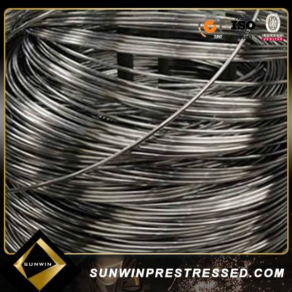 High tensile hard steel wire