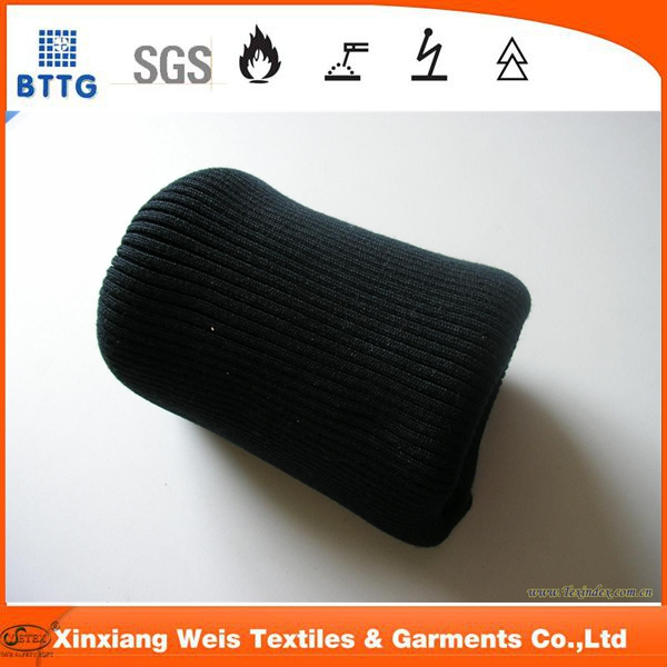 flame retardant modacrylic cotton FR ribbing cuff