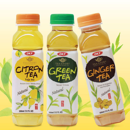 OKF Tea Story (Tea Drink)