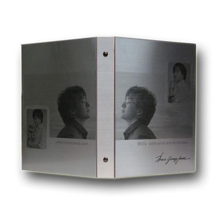 metal photo diary