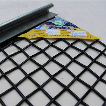 High Quality Heavy 65 Mn Steel Crimped Wire Mesh