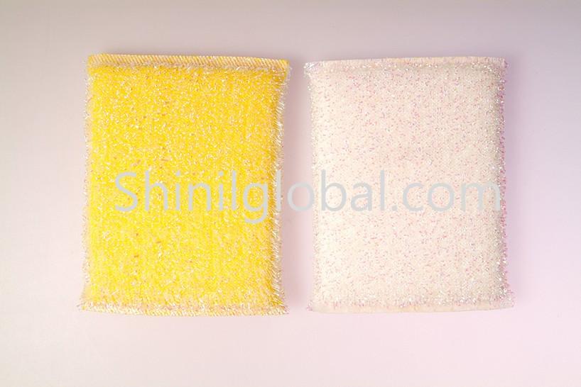 Fabric Sponge Scrubber