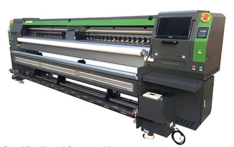 3.2m Roll to Roll UV Printer