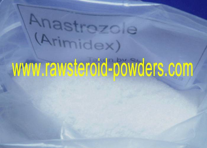 Anti Cancer Steroids Without Side Effects CAS 120511-73-1 Arimidex Anastrozole Powder