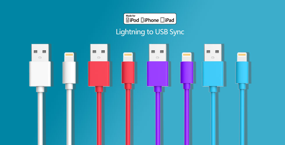 IPhone USB Cable BW-CA20IP