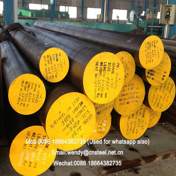 Alloy Steel 4130 Steel Round Bars
