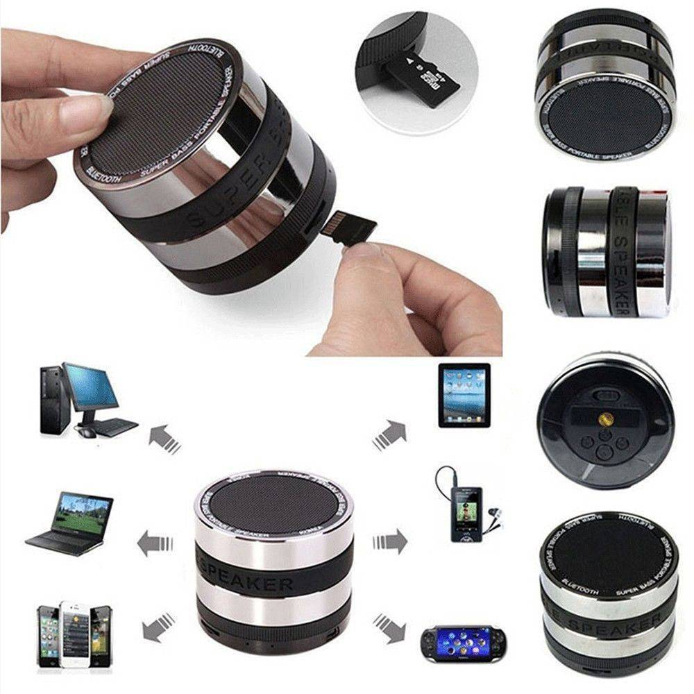 New Hot Wholesale Professional Bluetooth Car Subwoofer Speaker