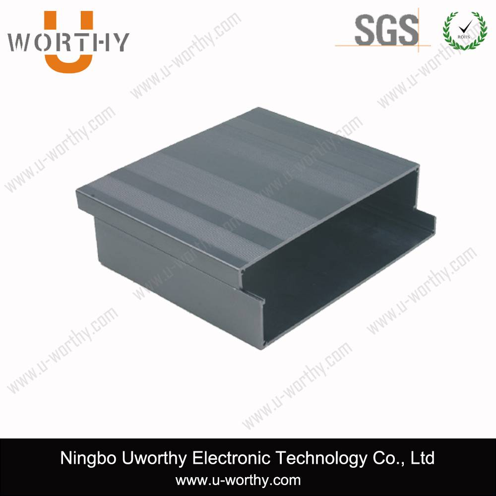 Aluminum Extruded Electronic Heat Sink for Instrument