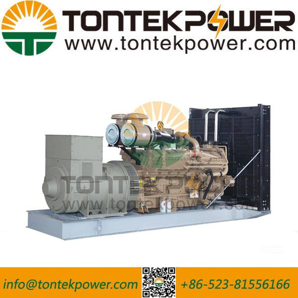 300kW Brushless Diesel Engine Generator Cooled By Water