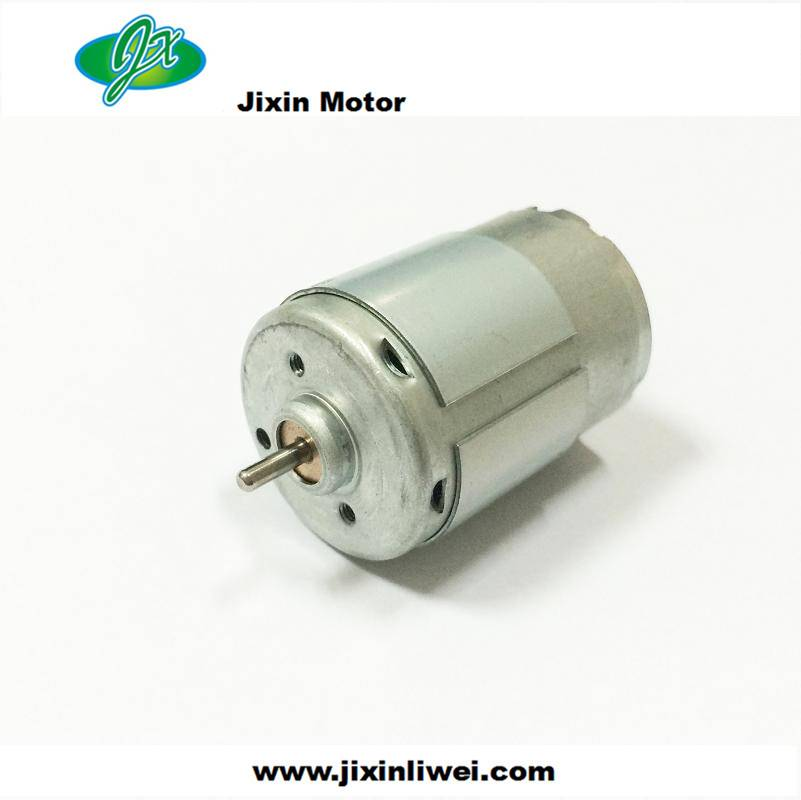 R380 DC Motor for Car Wind Turbine Customizable