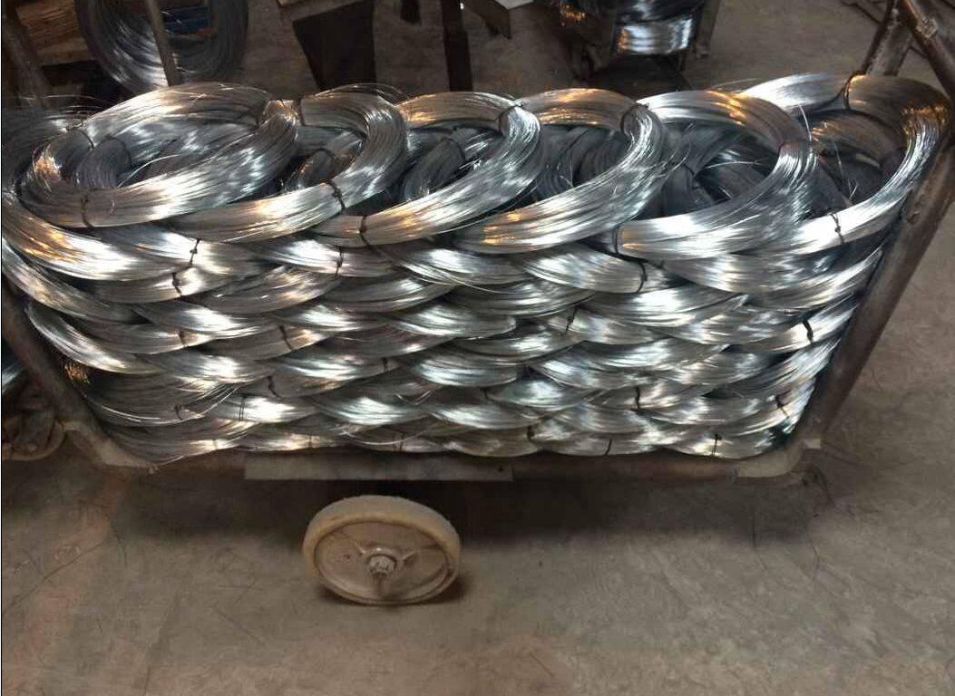 High quality dubai galvanized rebar tie wire supplier china supplier
