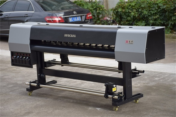 1.8m Large Roll to Roll UV Printer with Ricoh Gen5i Heads