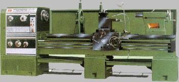 Gap-bed lathe