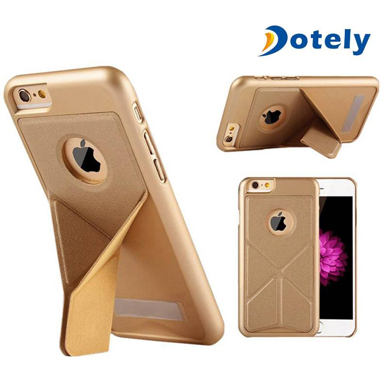 Deformable Stand Thin TPU + PC iPhone 6/6s Case