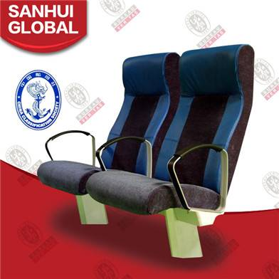 Passenger vessel seating marine seats and chair supplier in China