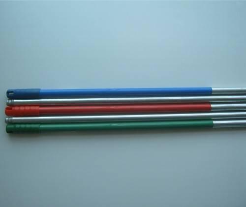 House cleaning tools (European standard)-Aluminium threaded mop pole