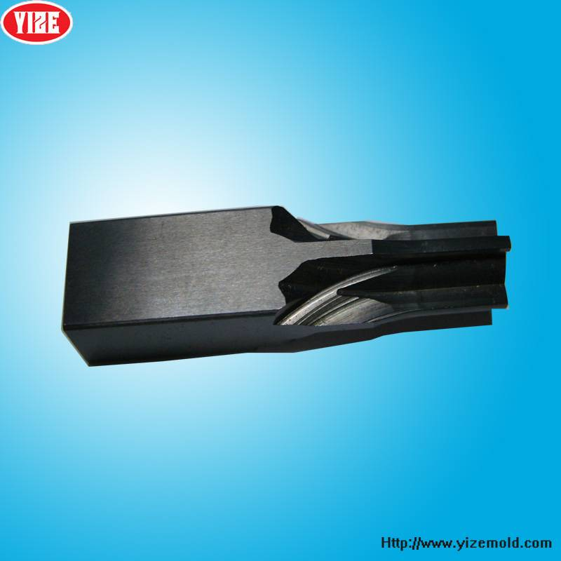 China plastic mould part manufacturer for electronic component mould