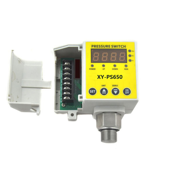 Digital Pressure Switch XY-PS650