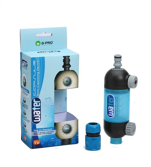 Water Capsule <The innovative multi cleaning device>