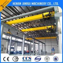 electric single girder overhead/bridge crane capacity 1/5/10t