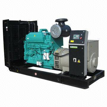 Diesel Generating Set with China-made Engine, 113kVA Rated Output