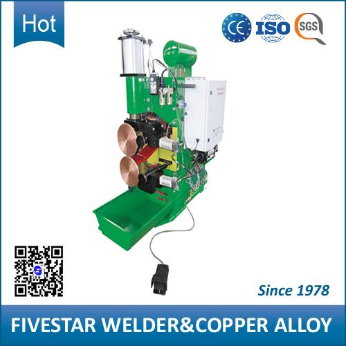 3 phase electric resistance seam welding machine for oil tank