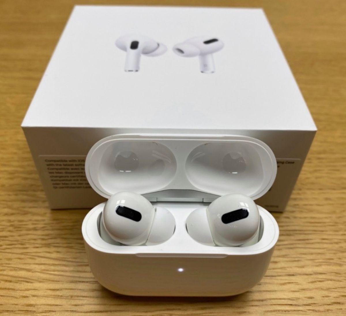 AUTHENTIC Apple Airpods Pro earphone Wireless noise canceling