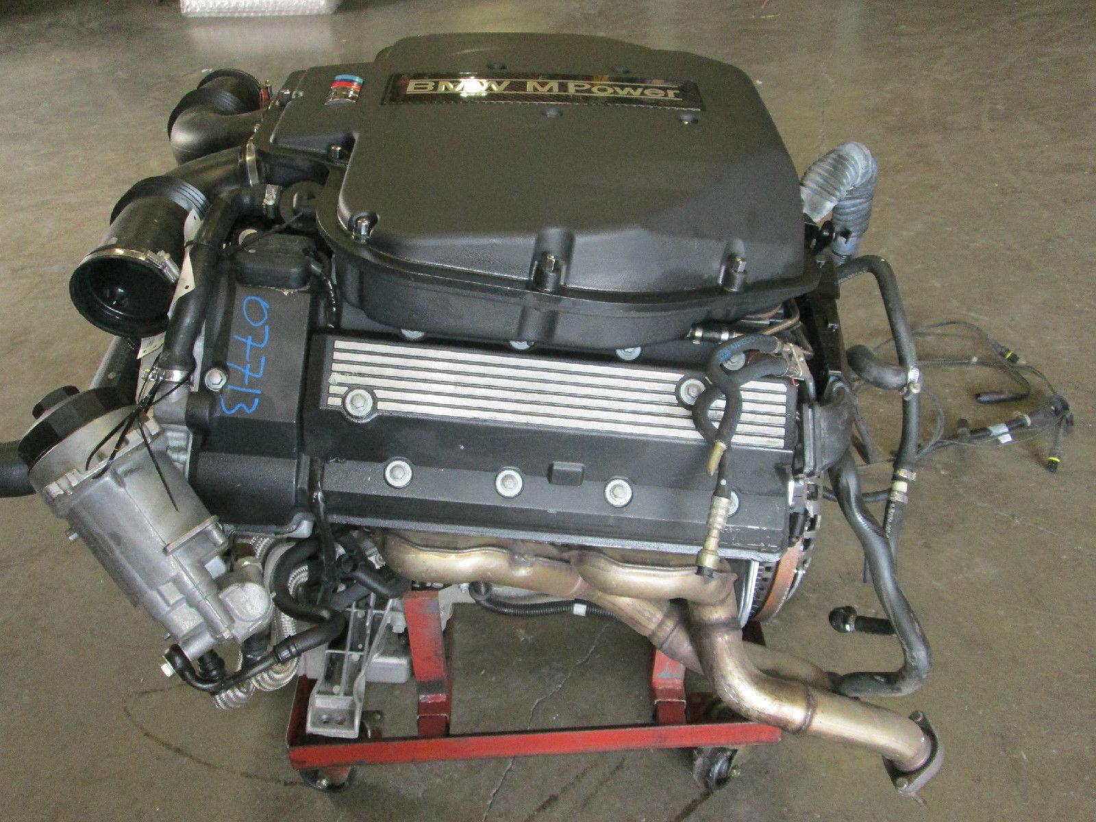 2000 BMW M5 ENGINE ASSEMBLY