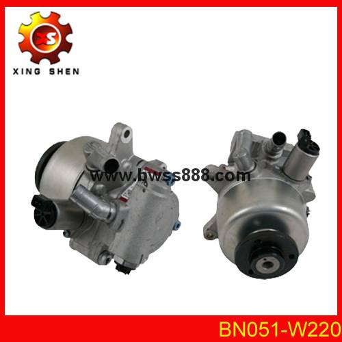 003 466 5201 Auto Power Steering Pump For Mercedes-Benz W22B