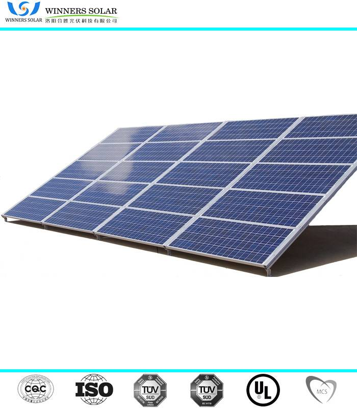 275W MONO solar panels in good quality