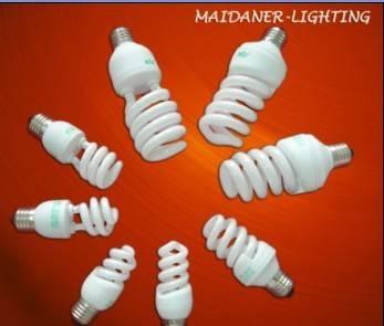 Energy Saving Lamp Full/Half spiral CFL(5W-36W)