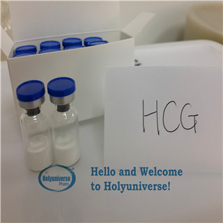 HCG,Human Chorionic Gonadotropin,5000iu,Blue Top,High Quality HCG on sale