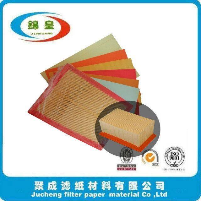 Car air / oil  filter paper