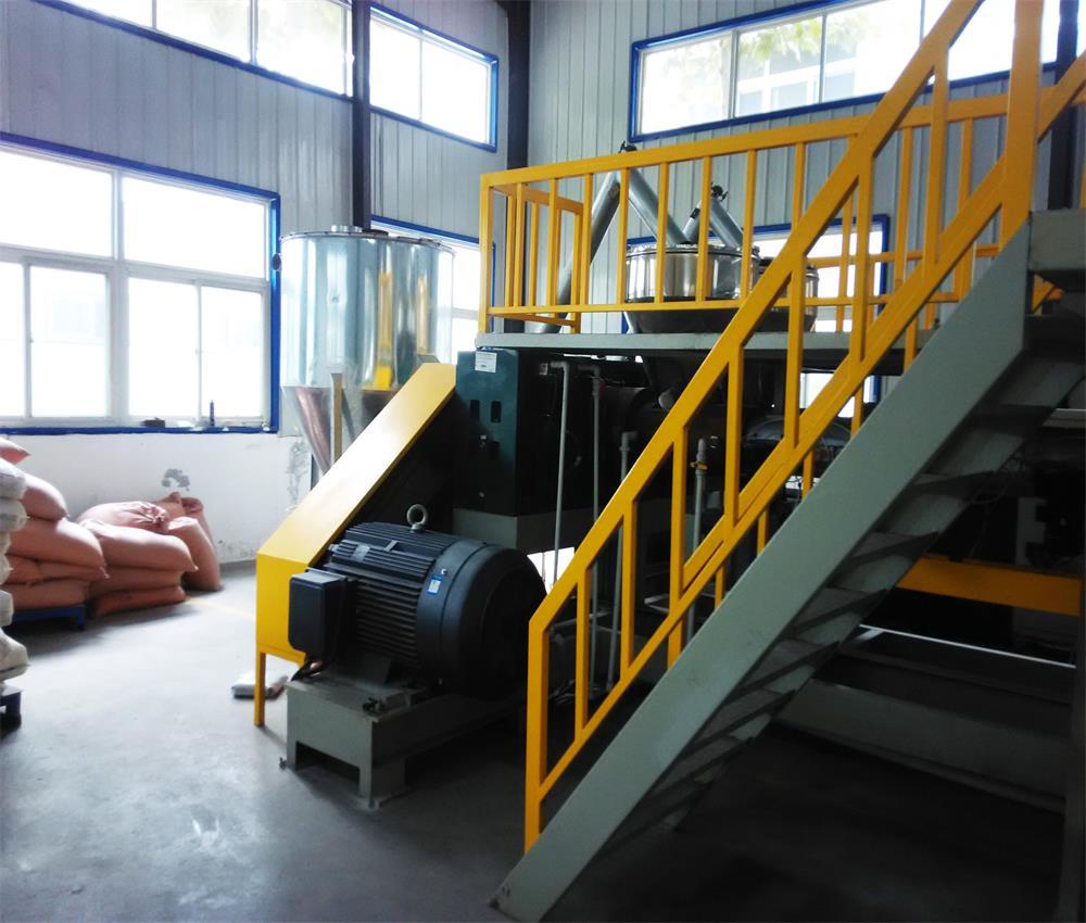 Polypropylene waterproofing membrane making machine