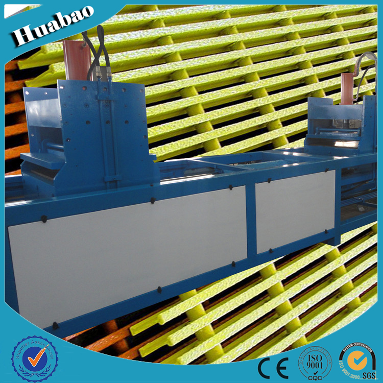 Auxiliary Cutter for Hydraulic FRP Pultrusion Machine