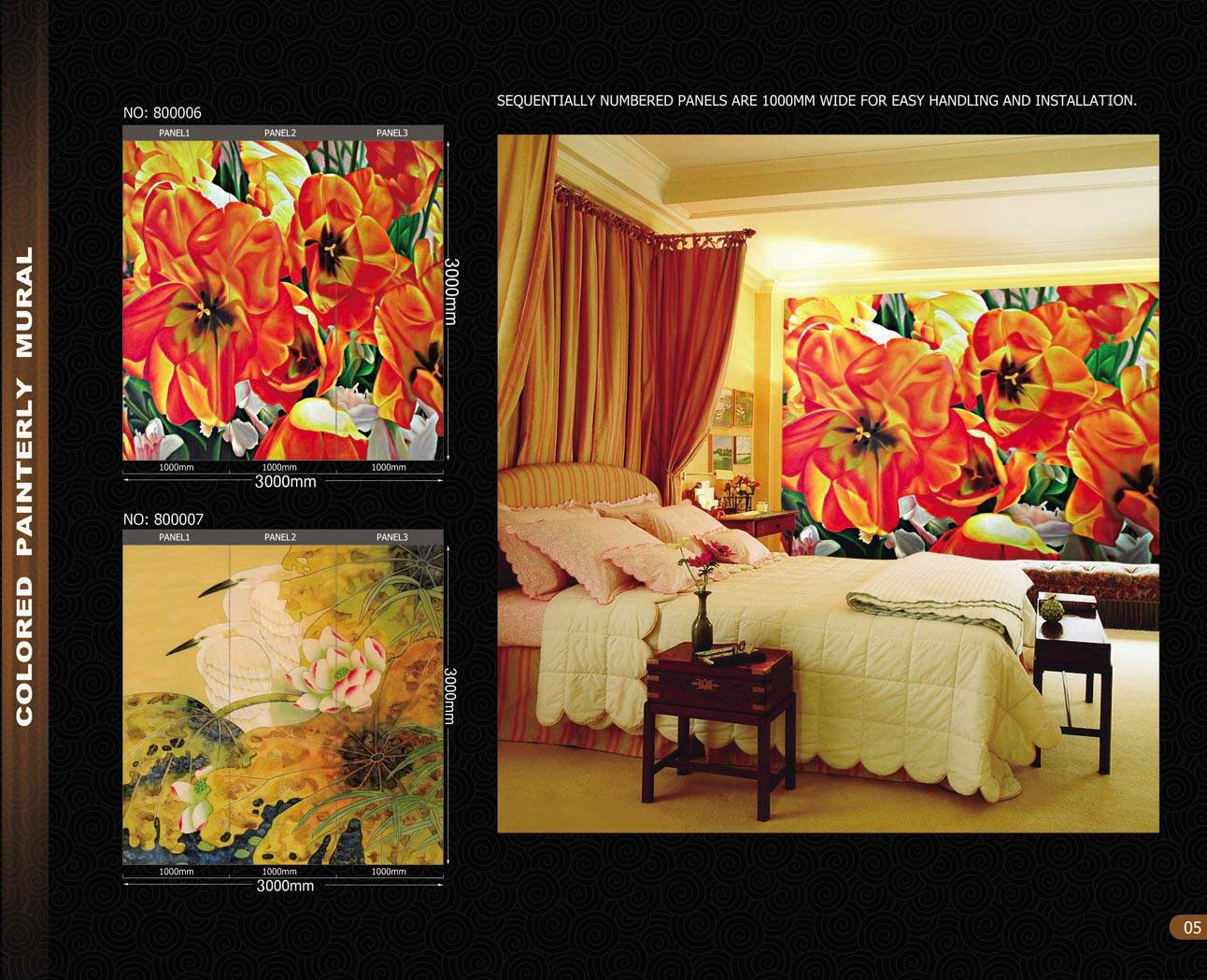 wallcoverings wall murals#800006-7