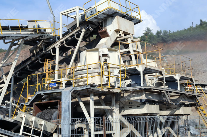 VSI Series Vertical Impact Crushers