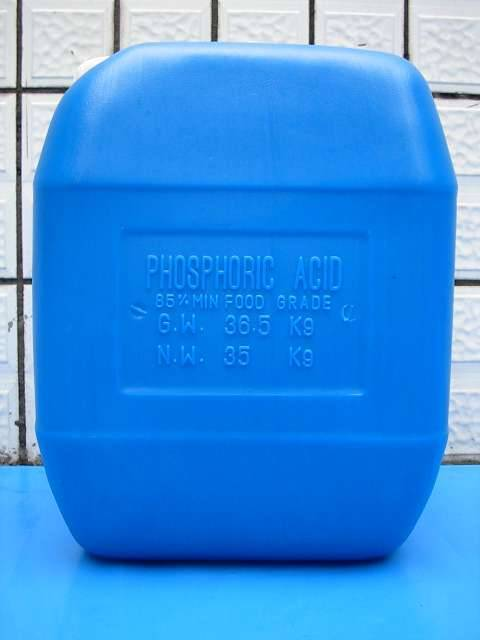 Synthetic hydrochloric acid for industry