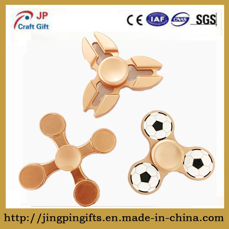 High Quality Popular Factory Direct Sales metal Fidget Spinner With custom Package