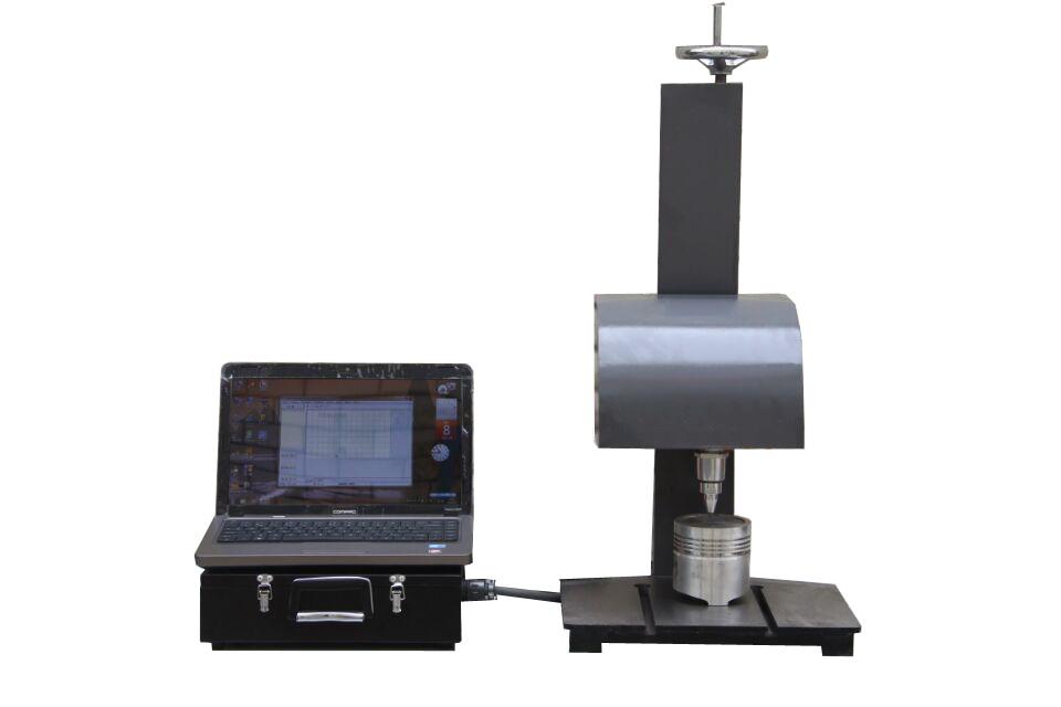 Desktop dot peen marking machine
