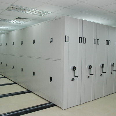 China supplies mobile steel compact rack//Mobile compactoer with cheap price