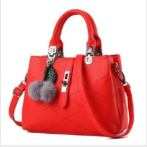 Women's Leather Shoulder Bag