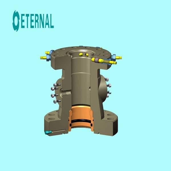 API Tubing Head, Wellhead Equipment