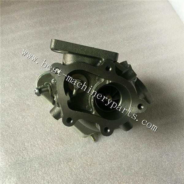 Hino Jo5e turbocharger