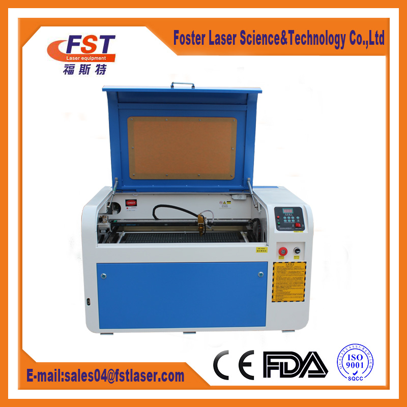 Leather fabric rubber plactic Auto,materials laser engraving machine
