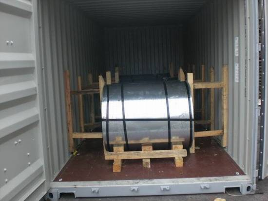 Cold Rolled Steel Coil (Full Hard)