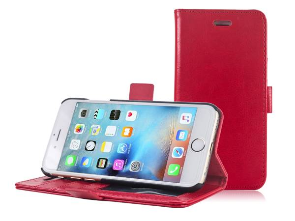 IP6S91 Folio Stand Leather Case for iPhone 6/6s 4.7 inch